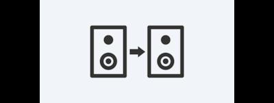 prilagodljiv zvočnik