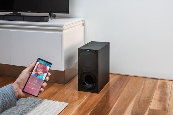 HT-S20R s povezljivostjo Bluetooth®