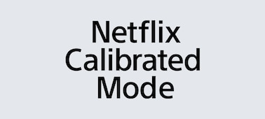 Logotip za Netflix Calibrated Mode