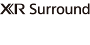 Logotip za XR Surround