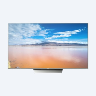 Slika 4K HDR z Android TV XD85