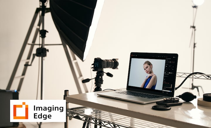 Imaging Edge™ – funkcije Remote, Viewer in Edit