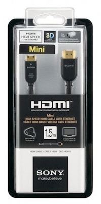 Slike Kabel mini HDMI